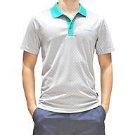 Áo Thể Thao Tennis Nam Dunlop DATEF7002-1C-GP - Xám thumbnail