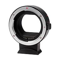 Ngàm chuyển đổi ống kính EF-EOS R lấy nét tự động cho Canon EOS R- Hàng nhập khẩu thumbnail