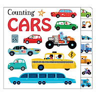 Counting Cars Counting Collection - Counting Collection (Board book) thumbnail