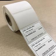 [ Set 10 cuộn] Giấy decal nhiệt in tem trà sữa 50x30mm ( Hàng nhập khẩu) thumbnail