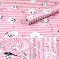 10m Giấy dán tường Hello Kitty C0007A thumbnail