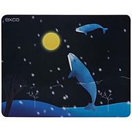 Miê ng Lo t Chuô t Khô Lơ n Chô ng Trươ t Dê Thương EXCO whale cartoon MSP012 thumbnail