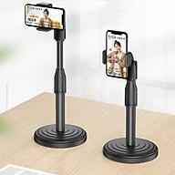 Giá đỡ Chân đế livestream để bàn Selfiecom P7 - dùng cho điện thoại - Hàng chính hãng thumbnail