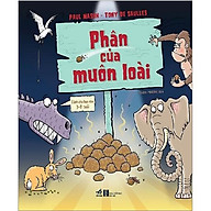 Sách - Phân Của Muôn Loài (tặng kèm bookmark thiết kế) thumbnail