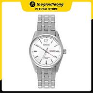 Đồng Hồ Nữ Dây Thép Casio LTP-1335D-7AVDF (36mm) - Bạc thumbnail