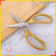 Kéo cắt thực phẩm SK5 - Kéo cắt gà, vịt, tôm, cá, vải - Chất liệu thép cao cấp thumbnail