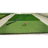 Thảm tập golf di động 150x110 cm (2 màu - golf1 3) thumbnail