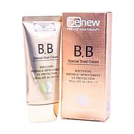 Kem lót nền trang điểm cao cấp Hàn Quốc BB Benew Special Snail (50ml) tinh chất ốc sên Hàng Chính Hãng thumbnail