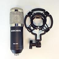 Micro thu âm Studio cao cấp BM 900 Woaichang Hàng chính hãng thumbnail