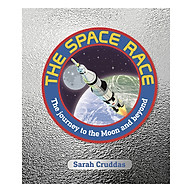 The Space Race The Journey to the Moon and Beyond (Hardback) thumbnail