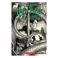 Harry Potter Part 7 Harry Potter And The Deathly Hallows (Paperback) (Harry Potter và Bảo bối tử thần) (English Book) thumbnail