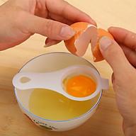 Dụng cụ tách lòng đỏ trứng Muỗng lọc trứng ama72 thumbnail