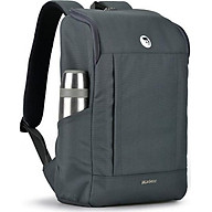 Balo laptop 15.6 inch Mikkor Kalino Backpack Graphite thumbnail