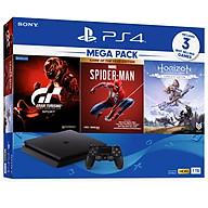 Máy chơi game PS4 Slim 1TB Mega 3 CUH-2218B MEGA3 - Hàng Chính Hãng thumbnail
