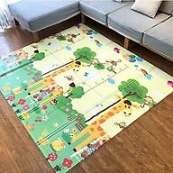 Thảm nằm 2 mặt cao cấp XPE loại 1 (hình ngẫu nhiên) đủ kích thước thumbnail