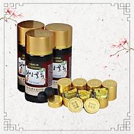 Bộ Sản Phẩm Hoàng Sâm Vàng Cao Cấp (Viên hoàn trầm hương hoàng đế +Hoàng Sâm cao cấp) thumbnail