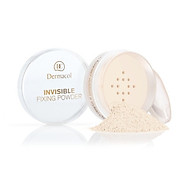 Phấn Bột Dermacol Invisible Fixing Powder thumbnail