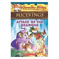 Attack Of The Dragons - (Geronimo Stilton Micekings 1) thumbnail