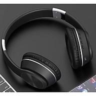 Tai nghe chụp tai Bluetooth v5.0 SENDEM K33 âm thanh năng động hỗ trợ thẻ nhớ - HÀNG CHÍNH HÃNG thumbnail