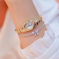 Đồng hồ nữ BS nhỏ xinh dây lắc chính hãng xinh xắn thumbnail