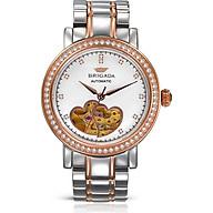 Đồng hồ nữ cơ Automatic Brigada 6002L thumbnail