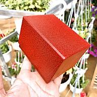 hộp cứng đựng đồng hồ bằng da,gồm màu đỏ và màu đen,dùng dựng đồng hồ hoặc đồ trang sức cực đẹp thumbnail