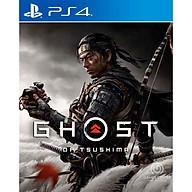 Đĩa Game Ghost of Tsushima Ps4 -Hàng Nhập Khẩu thumbnail