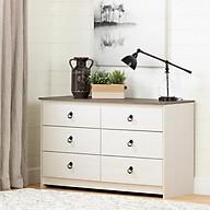 Tủ phòng ngủ gỗ hiện đại SMLIFE Sasha thumbnail