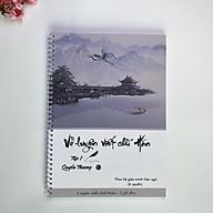 Vở tập viết chữ Hán theo Giáo trình - luyện viết chữ Hán 6 quyển ô chữ Điền thumbnail