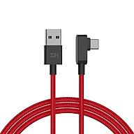 Dây sạc Type-C Xiaomi ZMI AL755 1.5m, truyền dữ liệu chơi Game, sạc nhanh 3A ( Màu ngẫu nhiên ) - Hàng nhập khẩu thumbnail