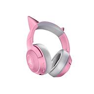 Razer Kraken Kitty Gaming Headset Wireless Headphone Driver Unit Low Latency Built-in Beamforming thumbnail