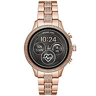Michael Kors Access Runway Smartwatch - Powered with Wear OS by Google with Heart Rate, GPS, NFC, and Smartphone Notifications thumbnail