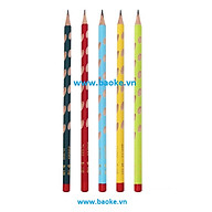 Combo 5 cây bút chì tam giác định vị HB - Baoke PL1699 thumbnail