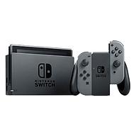 Máy Chơi Game Nintendo Switch Với Gray Joy-con (Xám) US Version - Hàng Nhập Khẩu thumbnail
