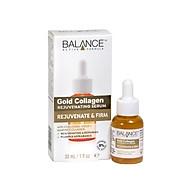 Tinh Chất Tái Tạo Da Chống Lão Hóa Balance Gold Collagen Rejuvenating Serum (30ml) thumbnail