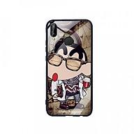 Ốp Lưng Kính Cường Lực cho điện thoại Huawei Nova 3e - Shin thumbnail