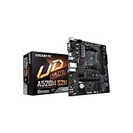 Mainboard Gigabyte A520M-S2H (AMD A520, Socket 1200, m-ATX, 2 khe RAM DDR4) - Hàng Chính Hãng thumbnail