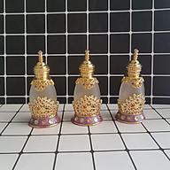 Lọ chiết tinh dầu 15ml - Chai dubai siêu đẹp thumbnail
