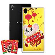 Ốp lưng dẻo cho điện thoại Sony Xperia Z4 - 01150 7966 HPNY2020 18 - Tặng bao lì xì Cung Hỷ Cung Hỷ - Hàng Chính Hãng thumbnail