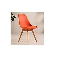 Ghế nhựa chân gỗ thumbnail