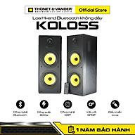 Loa Bluetooth Thonet and Vander KOLOSS BLACK thumbnail
