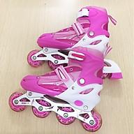 Giầy trượt patin QF 8 bánh đèn Apec 7 thumbnail