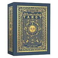 Bộ Bài The Illuminated Tarot Cao Cấp (Sách Hướng Dẫn + Bộ Bài 53 Lá) thumbnail