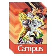 Lốc 10 Cuốn Vở Kẻ Ngang B5 Có Chấm Campus NB-BDBC120 - ĐL 70 (120 Trang) - Mẫu Ngẫu Nhiên thumbnail