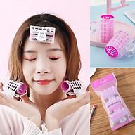 Set 3 lô uốn tóc dính, lô cuốn tóc Hàn Quốc kèm kẹp chắc chắn cực tiện lợi KT30 thumbnail