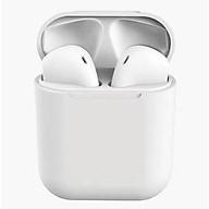Tai nghe Bluetooth không dây Inpods i12 Android iOS - Hàng Chính Hãng thumbnail