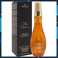 Tinh dầu dưỡng tóc Schwarzkopf OIL Ultime Argan Finishing Oil 100ml từ sợi vừa đến to sợi (vàng cam) thumbnail