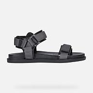 Giày Sandal Nam Geox U Taormina A - Smo.Lea+Text thumbnail