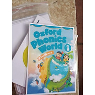 Combo Flashcard Oxford phonics world 1 thumbnail