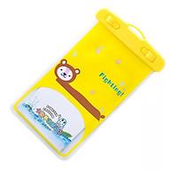 Túi đựng điện thoại chống nước hình thú - Chính hãng thumbnail